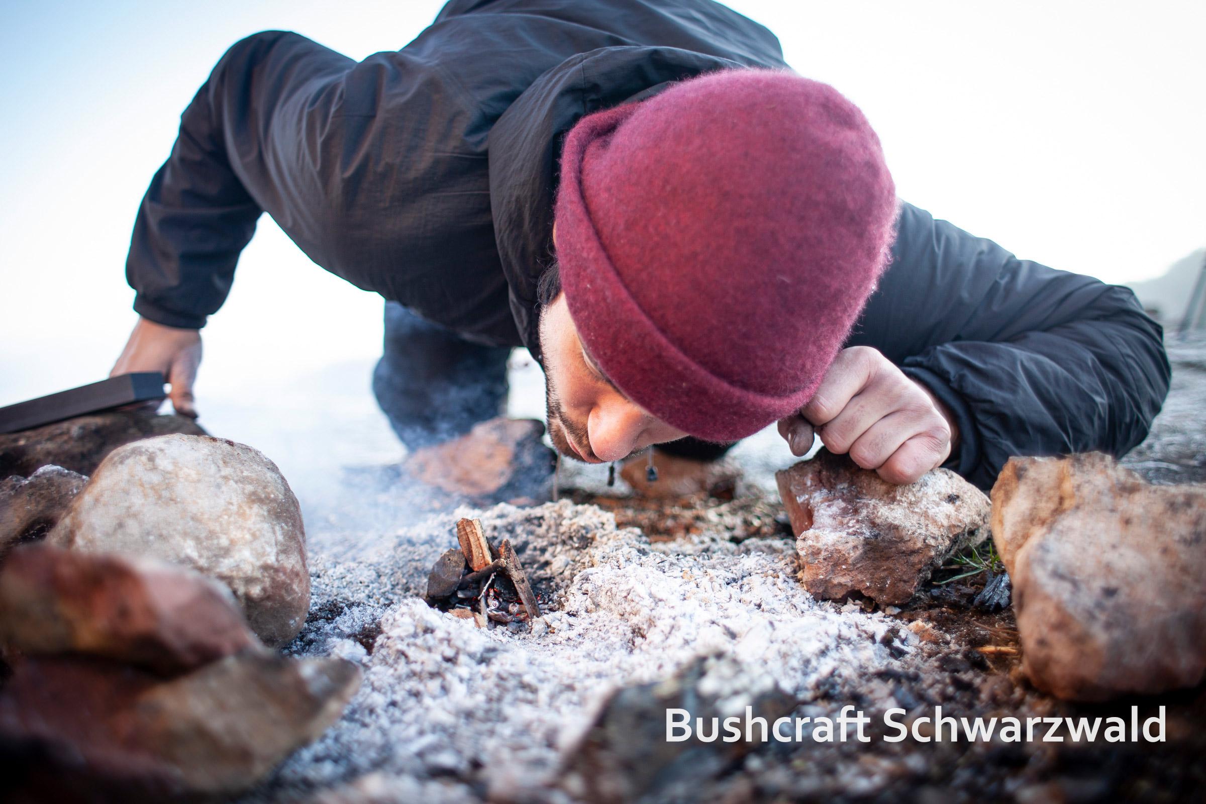 Bushcraft Schwarzwald